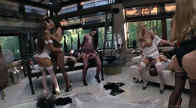 Blindfold, Czech anal, Anal orgy, Anal party, Czech party, Czech orgy