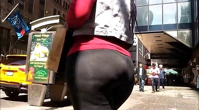 Video, Big booty, Walk, Walking