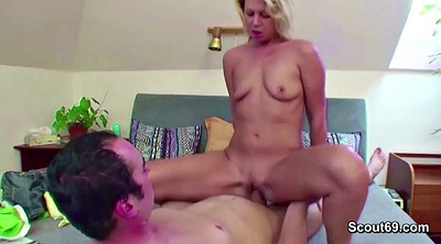 Step, Anal mom, Seduced, Mom anal