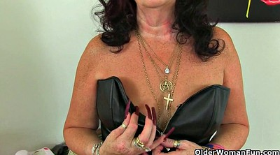 Claire, Pussy juice, Mature squirting