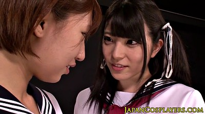 Japanese lesbian, Japanese lesbians, Japanese cosplay, Japanese pussy