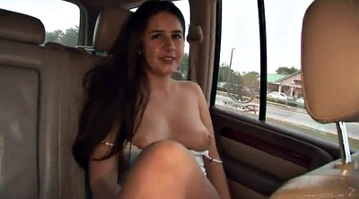 Reality show, Car masturbate, Big body