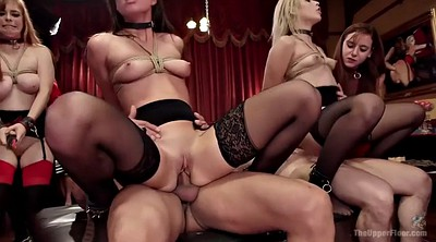 Bondage, Submission, Bdsm orgy
