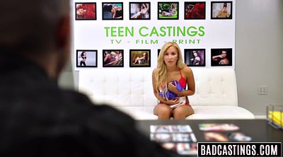 Interview, Teen submissive