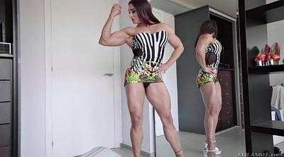 Body, Mirror, Muscle milf