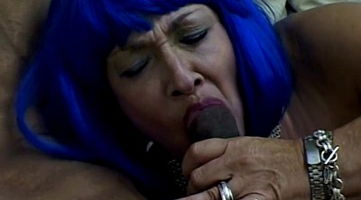 Throat, Handjob mature