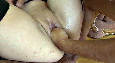 First anal, Self, Russian granny