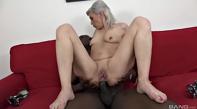 Mature blonde, Bbc white, Bbc mature, Riding bbc, Black woman