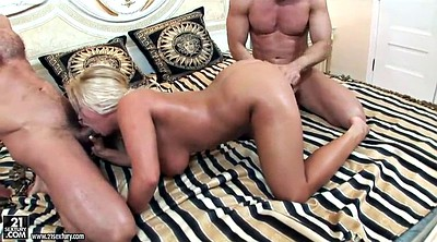 Double penetration, Mmf, Double anal