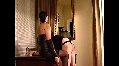 Latex, Caning, Mistress t, Caned, Femdom caning, German spanking