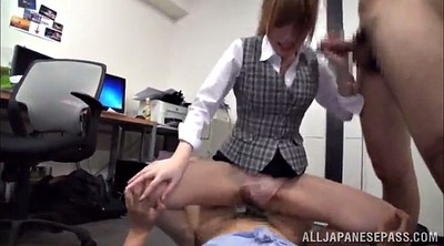 Orgasm, Office asian