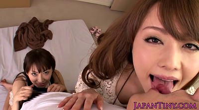 Hairy masturbation, Japanese threesome, Japanese foot
