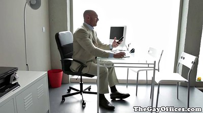 Job interview, Gay casting