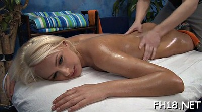 Oil massage, Massager