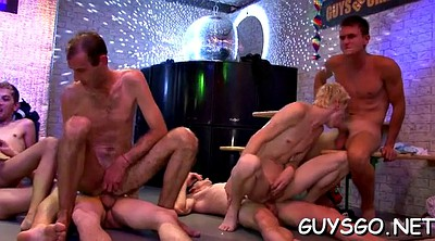 Orgy party, Gay orgy