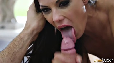High, Spanish milf, Alexa tomas