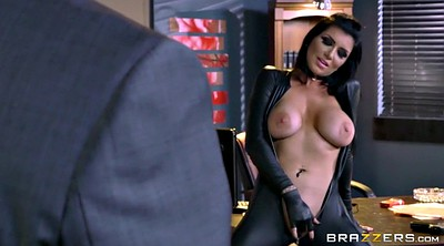 Piercing, Leather, Romi rain