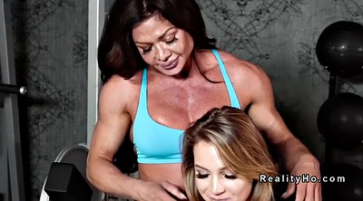 Muscled, Lesbian muscle