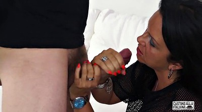 First time, First time anal, Italian anal, First anal casting