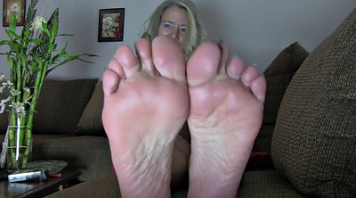 Footing, Mom foot, Mom feet, Mature feet, Mature foot, Feet mom