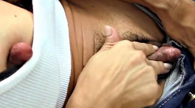 Big clit, Clit, Hairy cougar