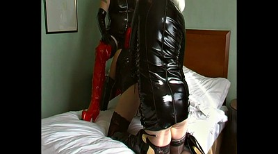 Mistress t, Spitting, Spit