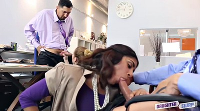 Office sex, Foursome