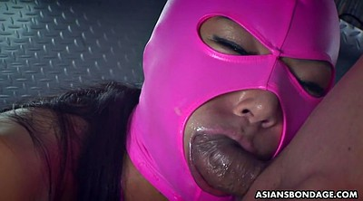 Asian bdsm, Mask, Masked