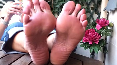 Sole, Girl foot