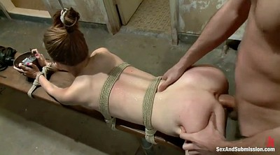 Bdsm, Extreme, Gag, Extreme spanking, Tied up, Extreme insertion