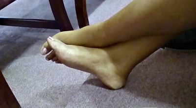 Candid, Beautiful foot