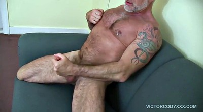 Handsome, Hairy masturbation, Hairy masturbate