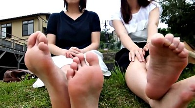 Asian foot, Asian feet, Sole, Foot sole
