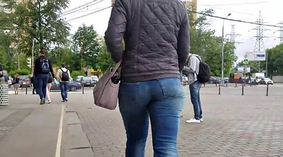 Jeans, Tight jeans, Hidden cam