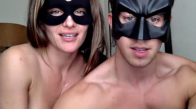 Batman, Bondage fuck, Cosplay webcam, Cosplay anal, Cat woman