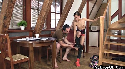 Czech wife, Czech amateur, Trick, Tricked, Into