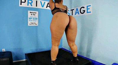 Asia, Booty, Spanish, Butt
