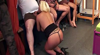 Milf first anal, Anal party, First gangbang, Busty gangbang, Orgy anal, First sex