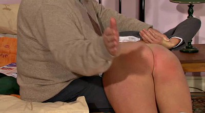 Spanking, Spanked, Cry, Pain, Painful, Caning