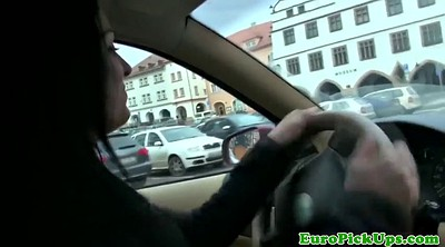 Taxi, Female pov, Lie