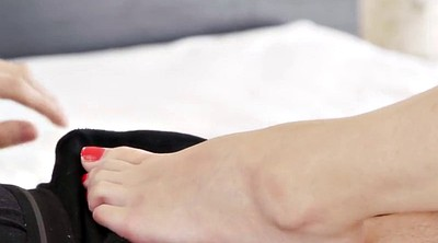 Japan, Japanese foot, Red, Japanese footjob, Japan foot
