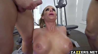 Milf, Watching, Watch, Phoenix, Monster cock anal, Monster anal