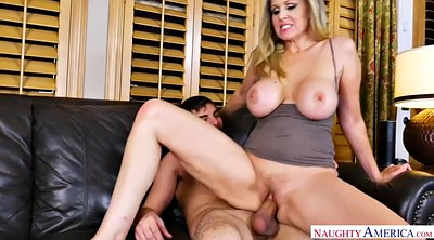 Julia ann, Julia, Ann, Son friends, Son friend, Son fuck