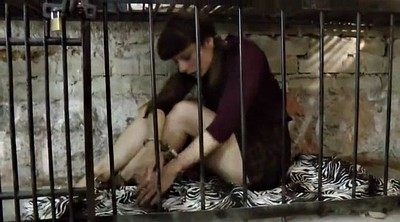 Chained, Chain, Cage, Caged
