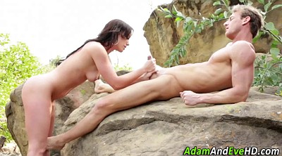 Outdoor masturbation, Stoned