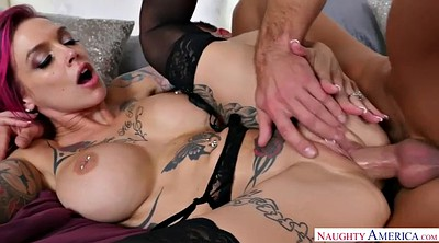Face sitting, Missionary creampie, Anna bell peaks, Anna bell, Cougar milf, Chubby tits