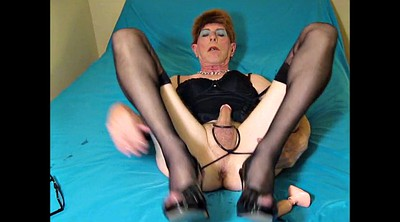 Tranny, Red head