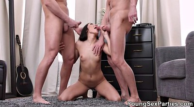 Anal party, Penetration, Young dp, Group dp, Group anal