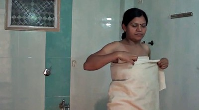 Indian, Shower, Aunty, Indian aunty, Desi indian, Striptease