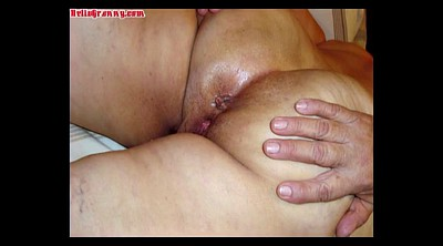 Mature, Compilation, Old bbw, Hairy chubby mature